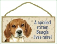 spoiled_beagle-wooden-sign